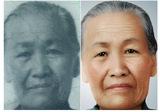 第一代身份证照片翻新上色