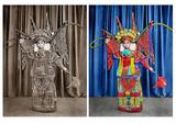 五十年代京剧照上色